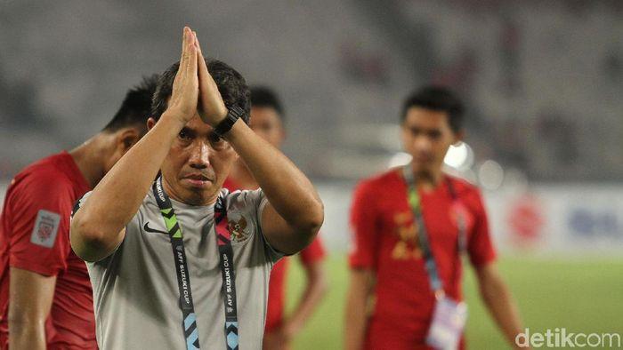 Timnas Indonesia gagal melaju jauh di Piala AFF 2018. (Foto: Rifkianto Nugroho)