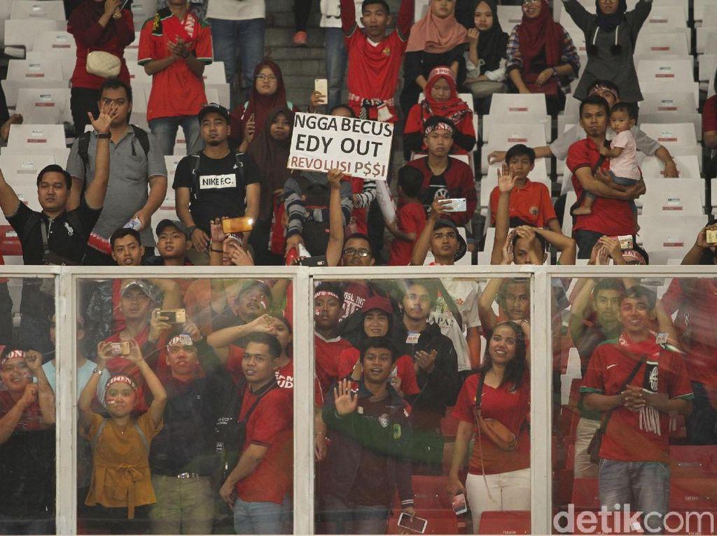 Sepakbola Nasional Banyak Masalah, PSSI Bisa Apa?