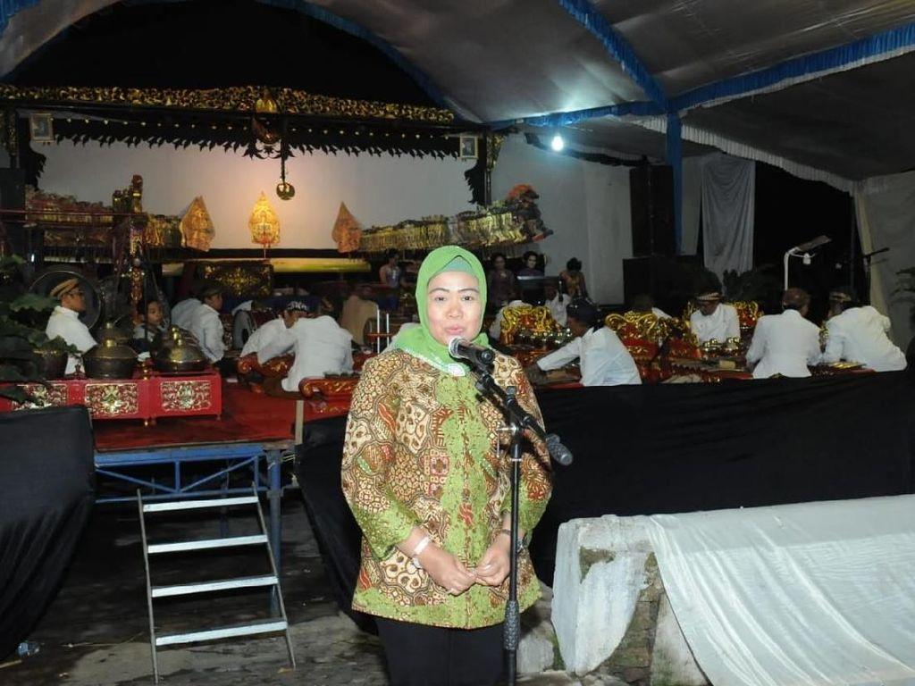Di Malang, MPR Sosialisasikan 4 Pilar Lewat Wayang Kulit