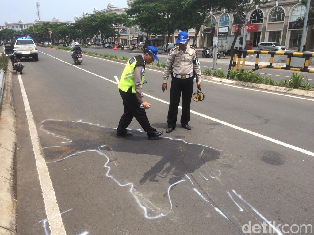 Sopir Pikap Nahas Pembawa Santri di Tangerang Jadi Tersangka