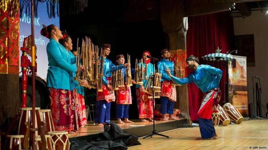 Jurus Unik KBRI Jerman dan Swiss Promosi Budaya-Wisata Indonesia
