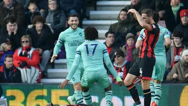 Bekal Arsenal Menuju Derby London Utara