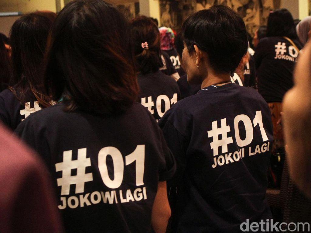 Gerilya Emak-emak Jokowi Menyapu Fitnah