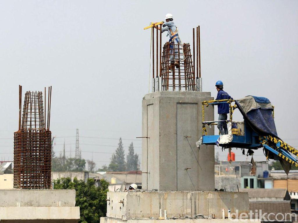Kontraktor Swasta Minta Dilibatkan Bangun Infrastruktur