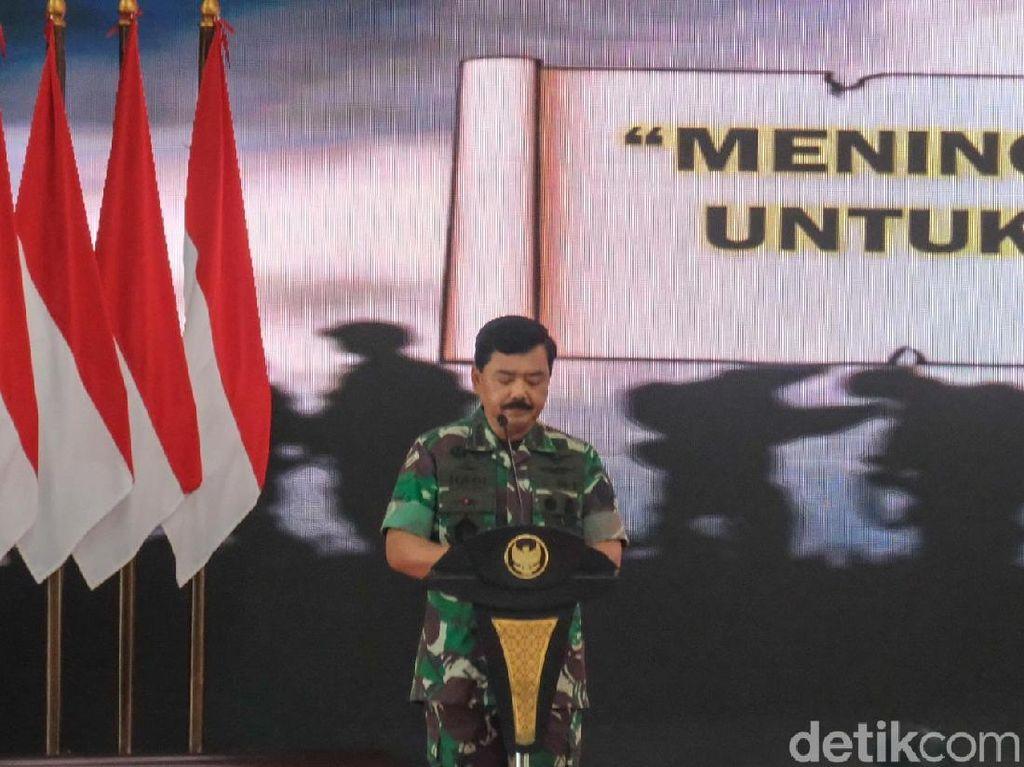 Panglima Selidiki Gugurnya Praka Nazaruddin di Bandara Nduga Papua