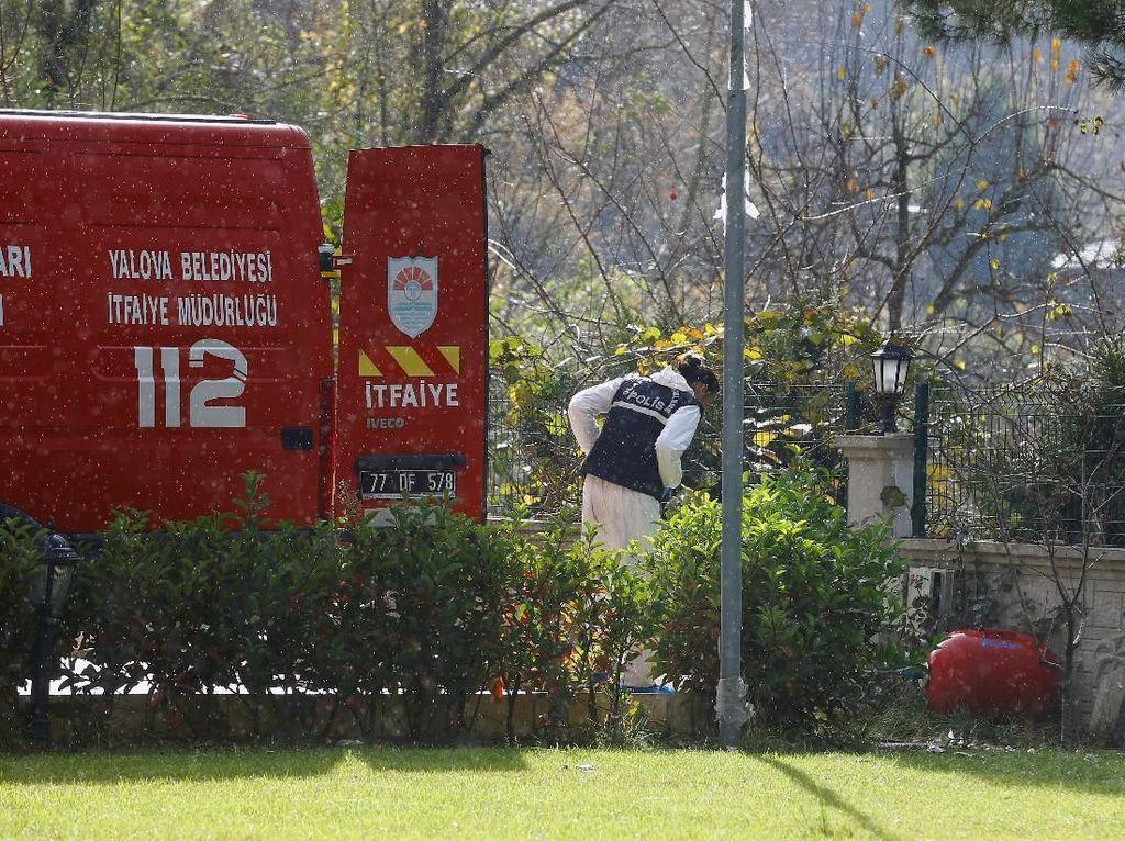 Penyidik Turki Cari Tubuh Khashoggi di Perkebunan Terpencil