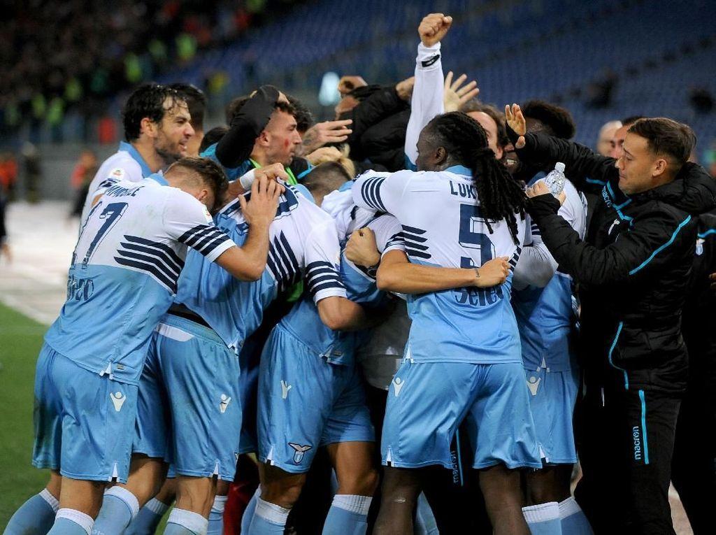 Cuma Imbang dengan Milan, Lazio Penuh Penyesalan