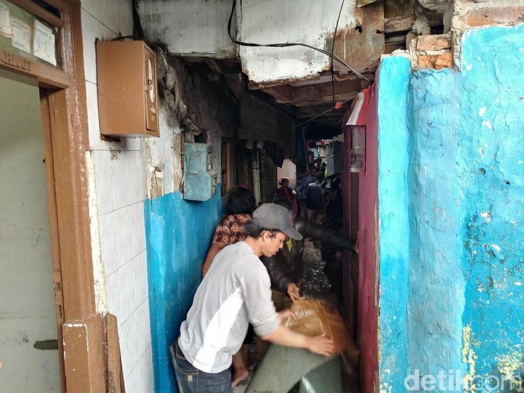 Tol Air Pagarsih Dituding Picu Banjir di Astanaanyar Bandung