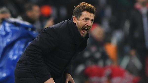 Soal Roma Angin-anginan, Di Francesco pun Sama Marahnya dengan Fans