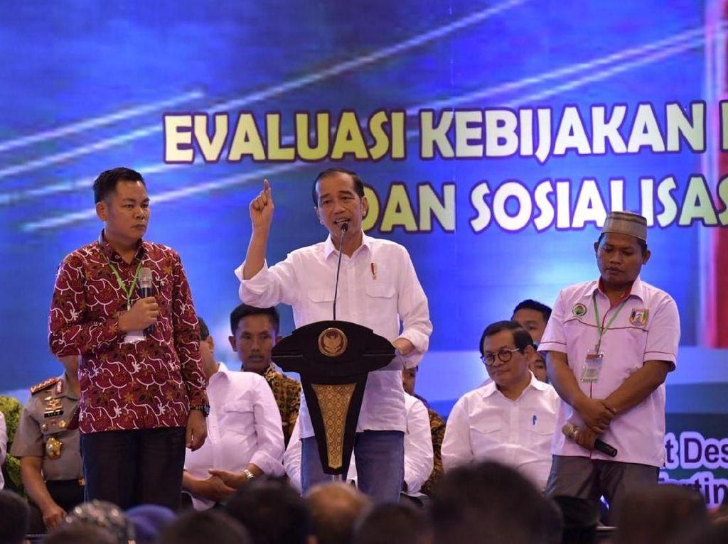 Jokowi Heran Pembukaan Jalan Tol Dihubungkan dengan Pemilu