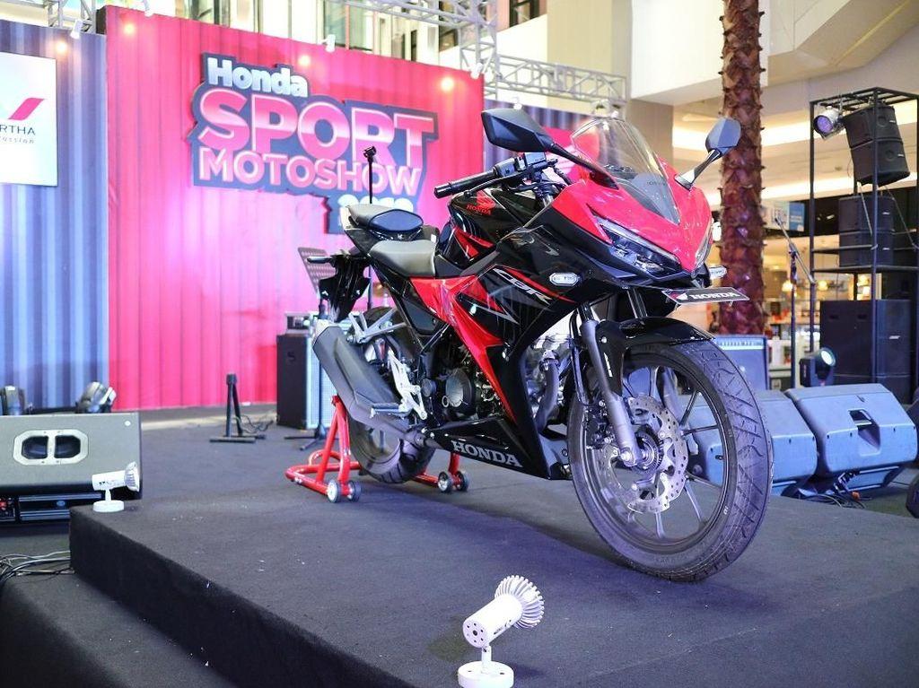 Honda CBR150R Terbaru Siap Dipamerkan di Tangerang