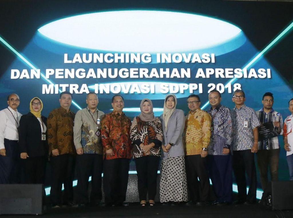 Penganugerahan Apresiasi Mitra Inovasi SDPPI Tahun 2018