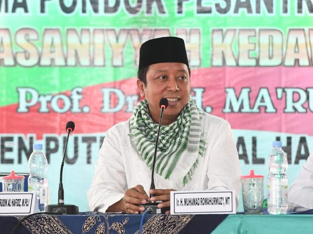 Jika Jokowi Hadir, PPP Akan Kerahkan Massa untuk Ikut Reuni 212