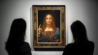 Misteri Lukisan Termahal Leonardo da Vinci