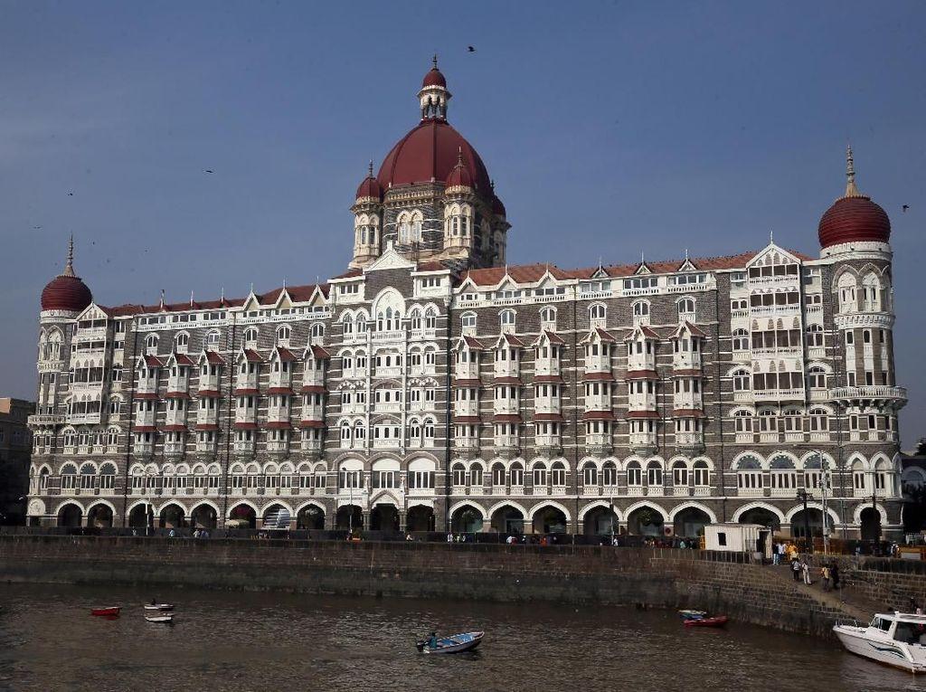 India Peringati 10 Tahun Teror Mumbai, AS Umumkan Imbalan Rp 71 M