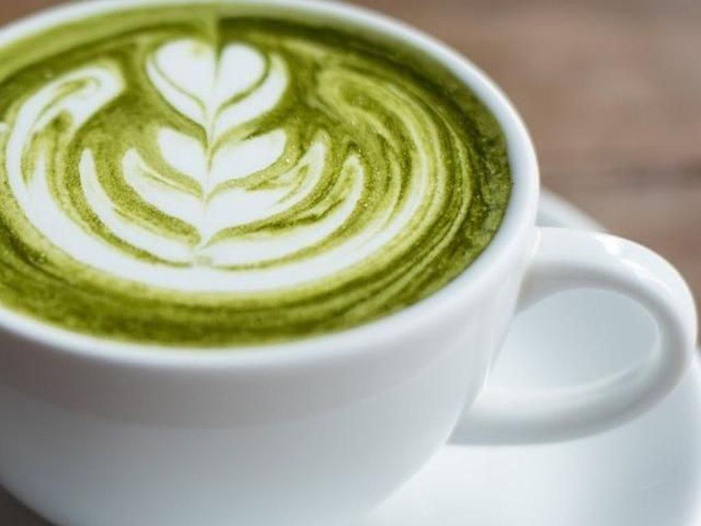 3 Langkah Meracik Matcha Latte Untuk Sarapan