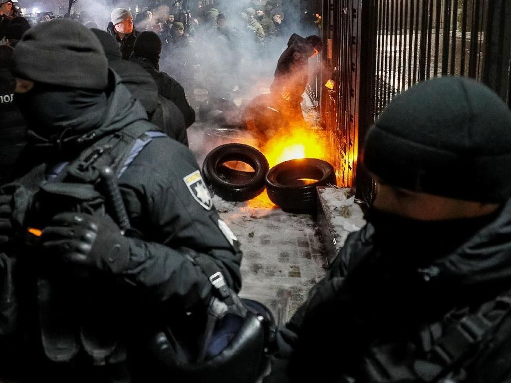 Rusia-Ukraina Kembali Memanas