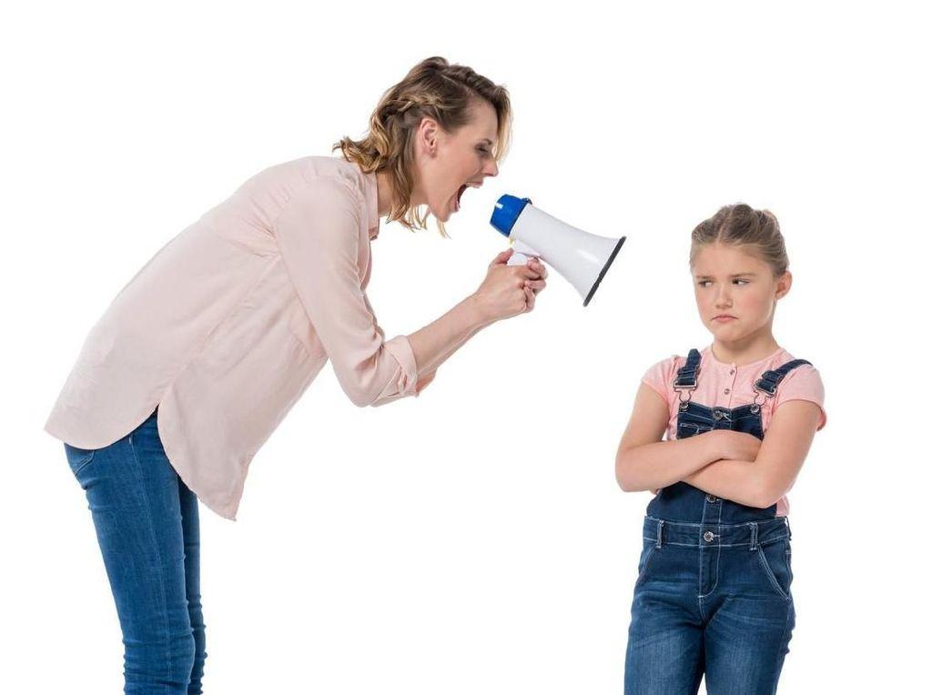 Cerita Ibu yang Kapok karena Sering Berteriak pada Anak