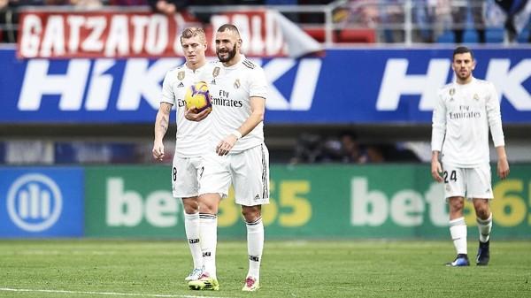 Menantikan Respons Real Madrid di Olimpico