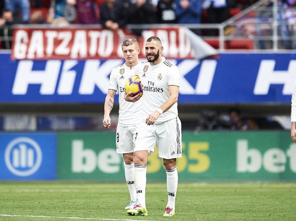 Striker-striker yang Bisa Jadi Solusi Darurat untuk Real Madrid
