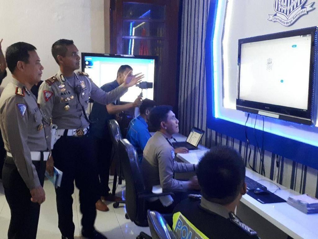 Awas, Kelakuan Pelanggar Lalin di Bojonegoro Kini Terekam Aplikasi