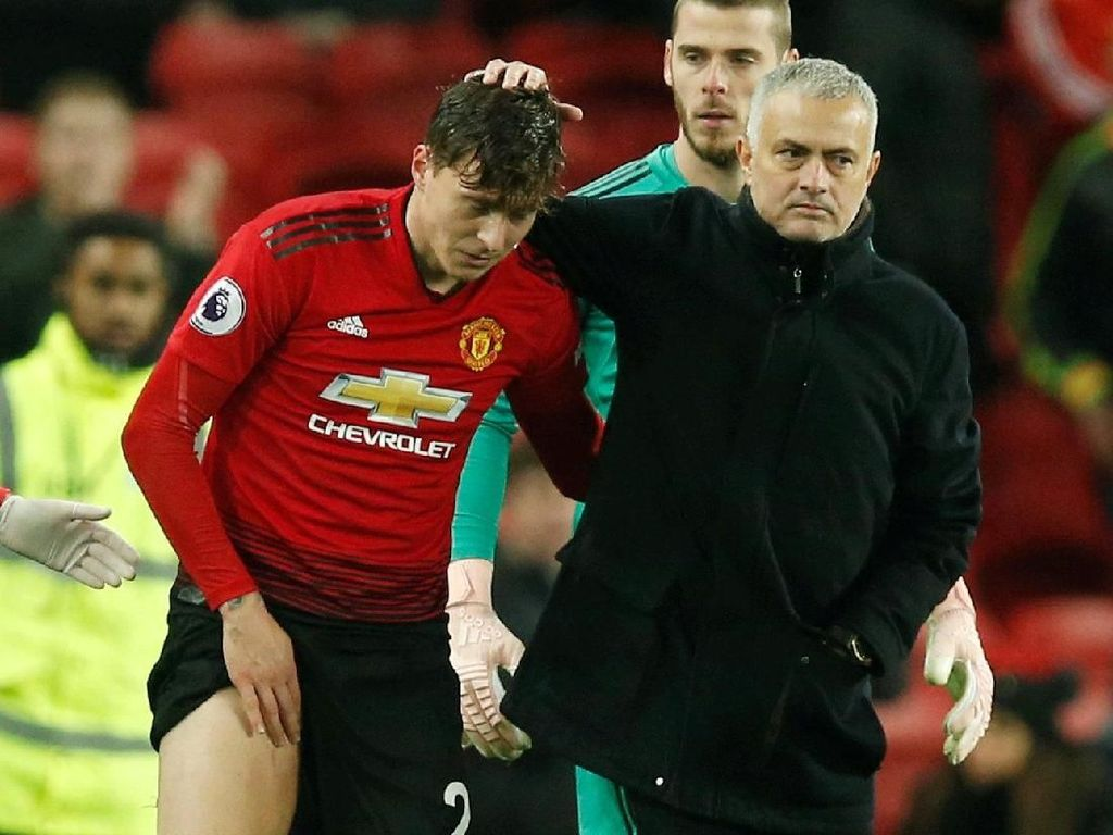Lindelof Bukti Manchester United Masih Punya Ambisi