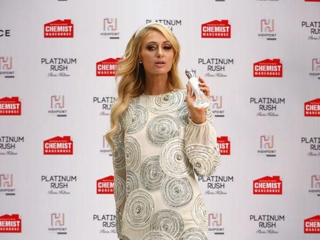 Promo Produk Kecantikan di Korea, Paris Hilton Justru Diboikot Wartawan