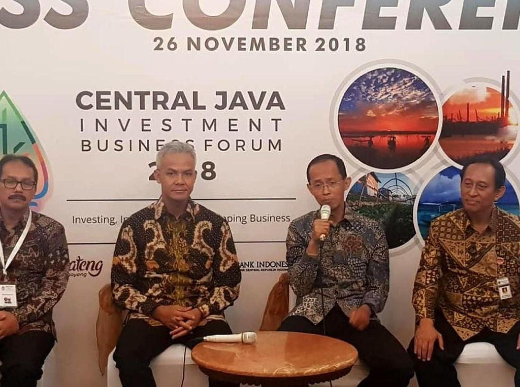 Tingkatkan Realisasi Investasi di Jawa Tengah