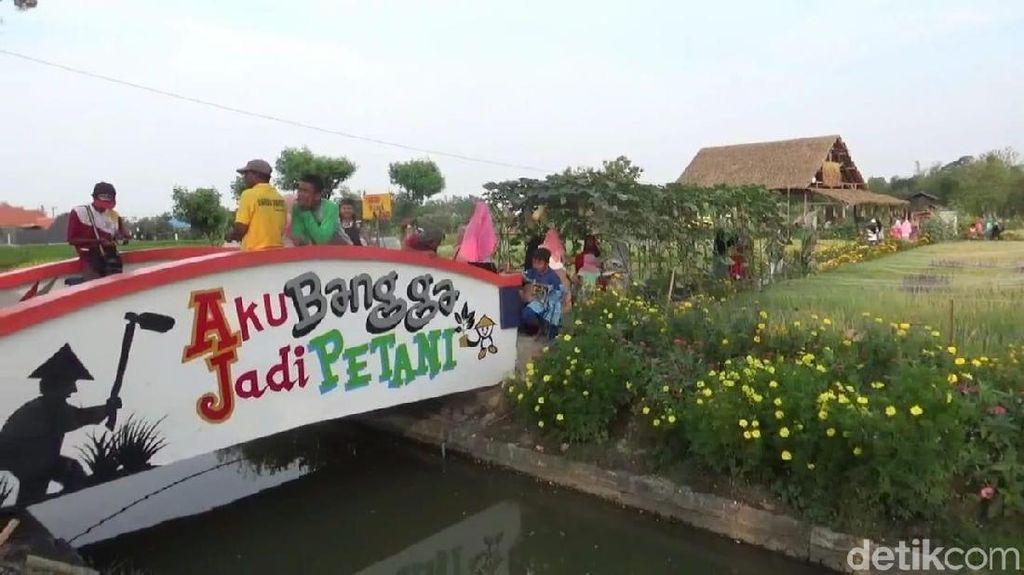 Foto: Desa Wisata Kekinian Ala Lamongan