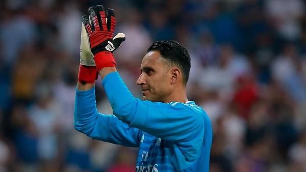 Melawat ke Roma, Real Madrid Tanpa Keylor Navas