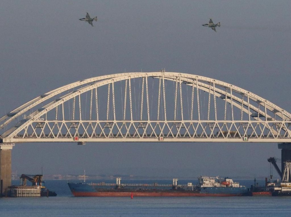 Rusia Perintahkan 12 Tentara Ukraina Ditahan Selama 2 Bulan