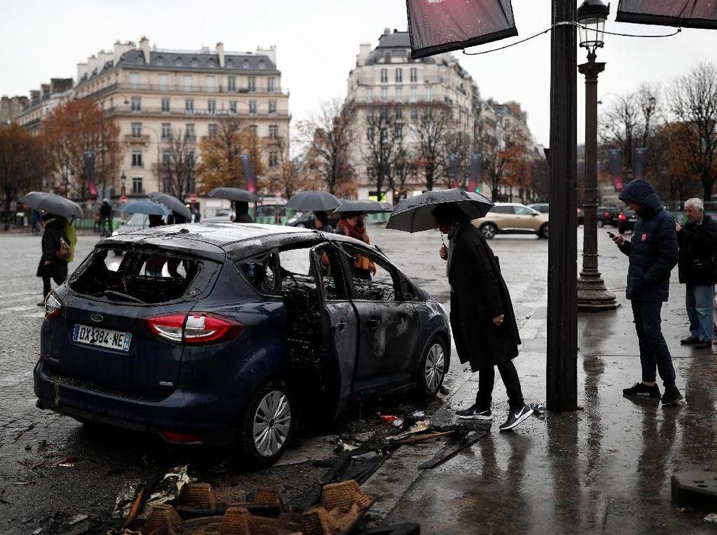 Redam Yellow Vest, Prancis Tunda Kenaikan BBM