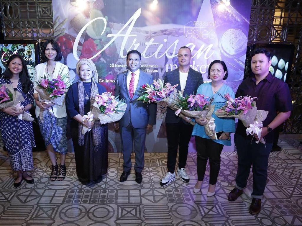 Produk-produk Artisan Indonesia Bisa Dicicipi di Artisan Market