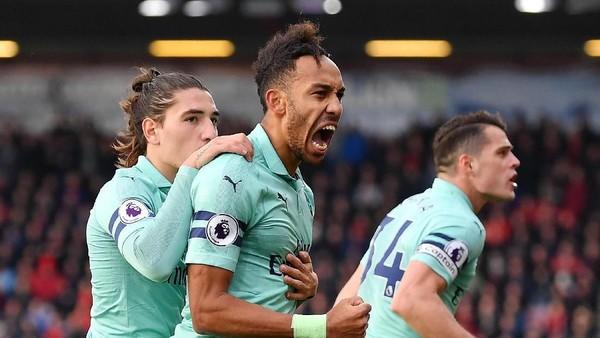 Sama-Sama Sedang Tampil Oke, Arsenal Nantikan Duel Ketat dengan Tottenham