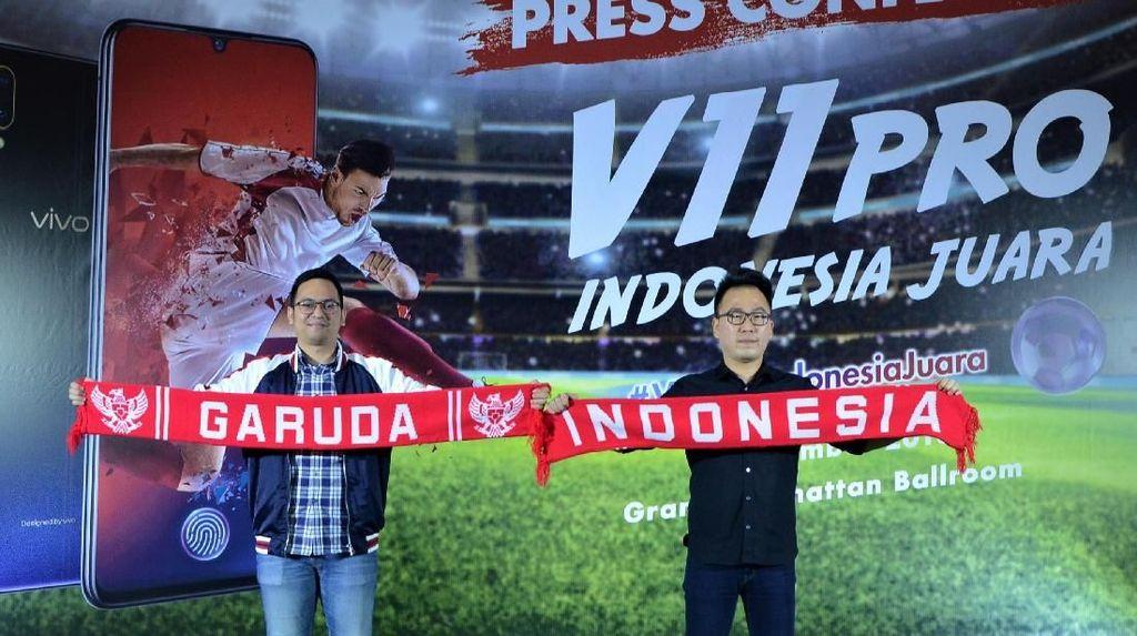 Vivo Setia Dukung Timnas Indonesia yang Baru Kandas di Piala AFF