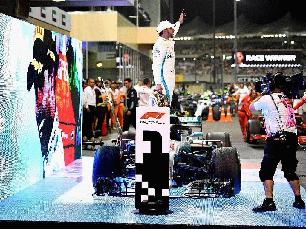 Klasemen Akhir F1 2018