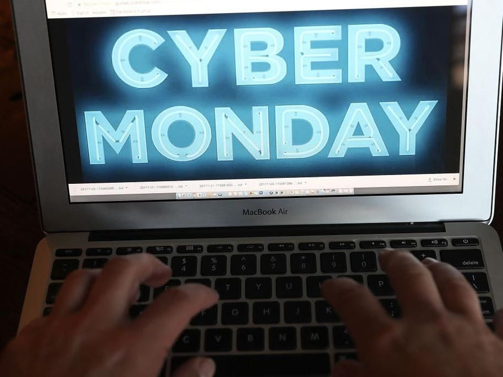 Hari Ini Cyber Monday, Apa Bedanya dengan Black Friday?