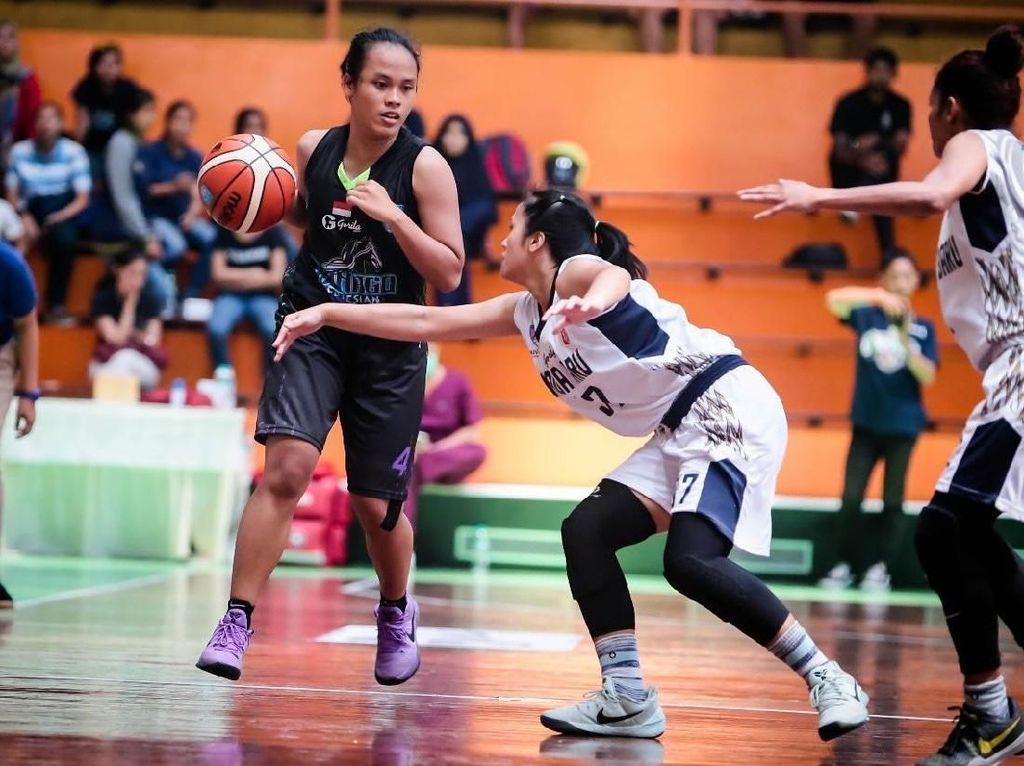 Ini Kontestan Kompetisi Basket Putri Srikandi Cup 2018/2019