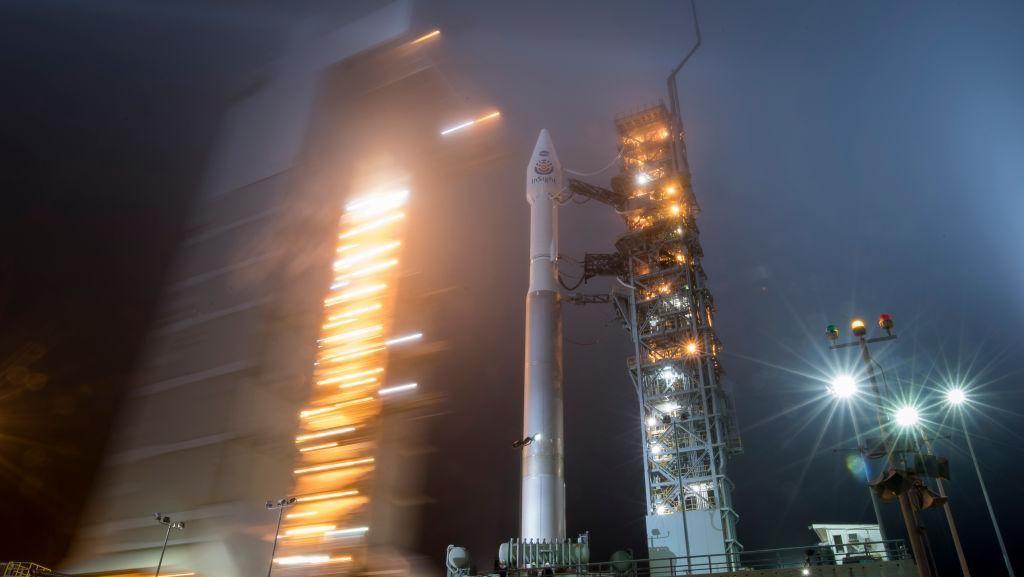 Perjalanan InSight: Saat Akan Meluncur Sampai Tiba di Mars