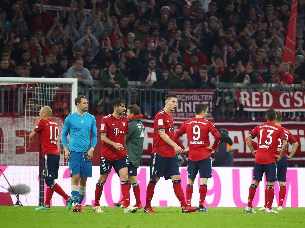 Cuma Butuh Imbang Lawan Benfica, tapi Bayern Wajib Menang
