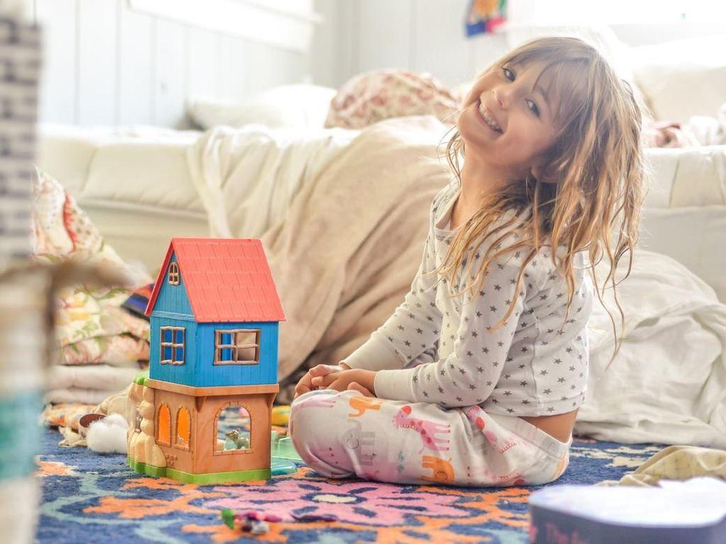 Punya Sedikit Mainan Kadang Lebih Menguntungkan bagi Anak