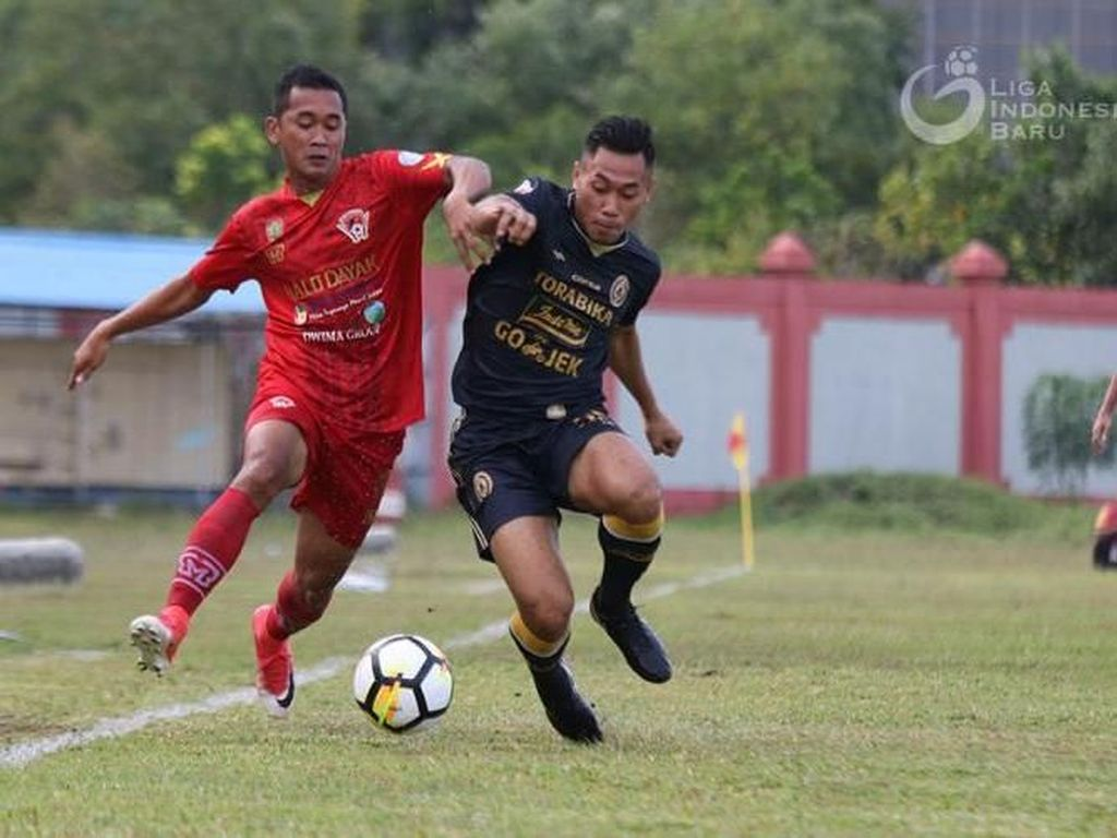 Pemain Kalteng Putra Waspadai Tekanan Suporter PSS Sleman