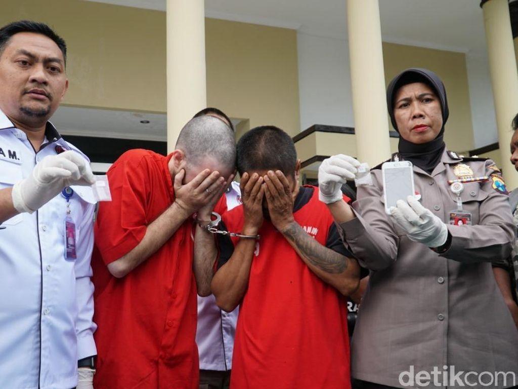 Simpan Sabu dan Ganja, WN Amerika di Surabaya Diamankan