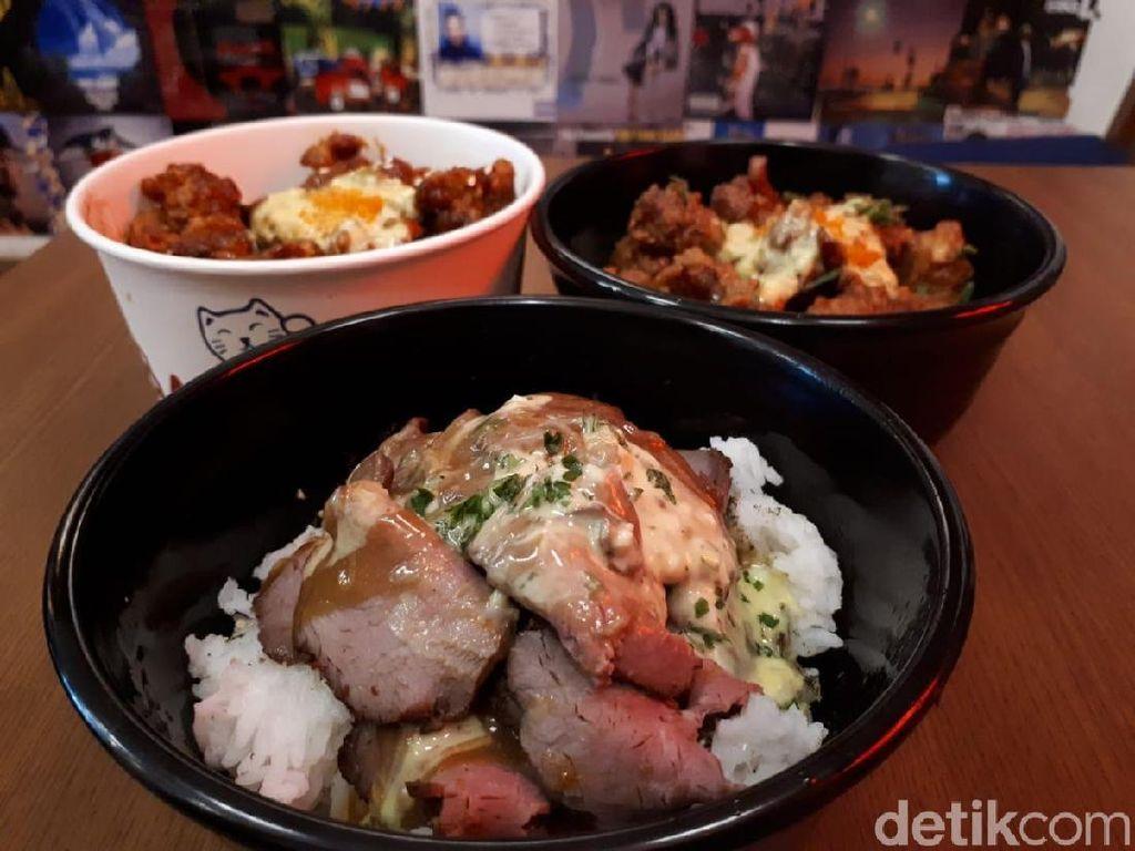 Bansan: Ada Rice Bowl Chicken Nanban dan Roast Beef Mantap Gaya Jepang