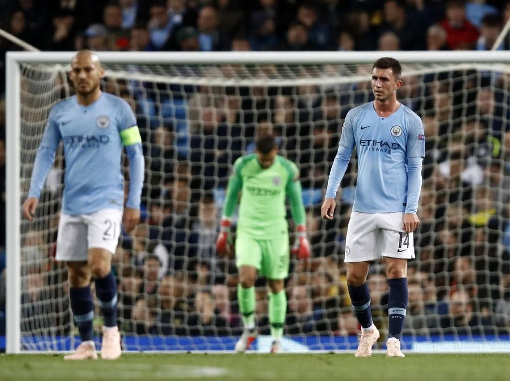 Jelang Lyon vs City: Misi Balas Dendam The Citizens
