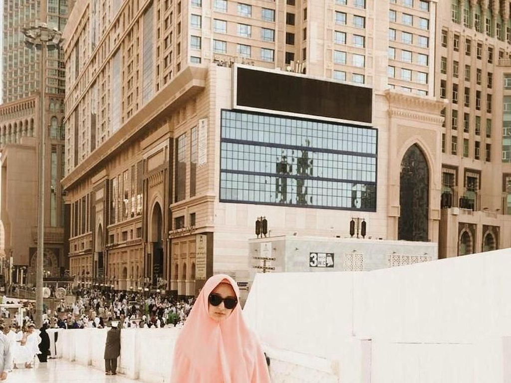 Juara 1 Sunsilk Hijab Hunt, Fadila Yahya Tak Henti Puji Syukur Bisa Umroh
