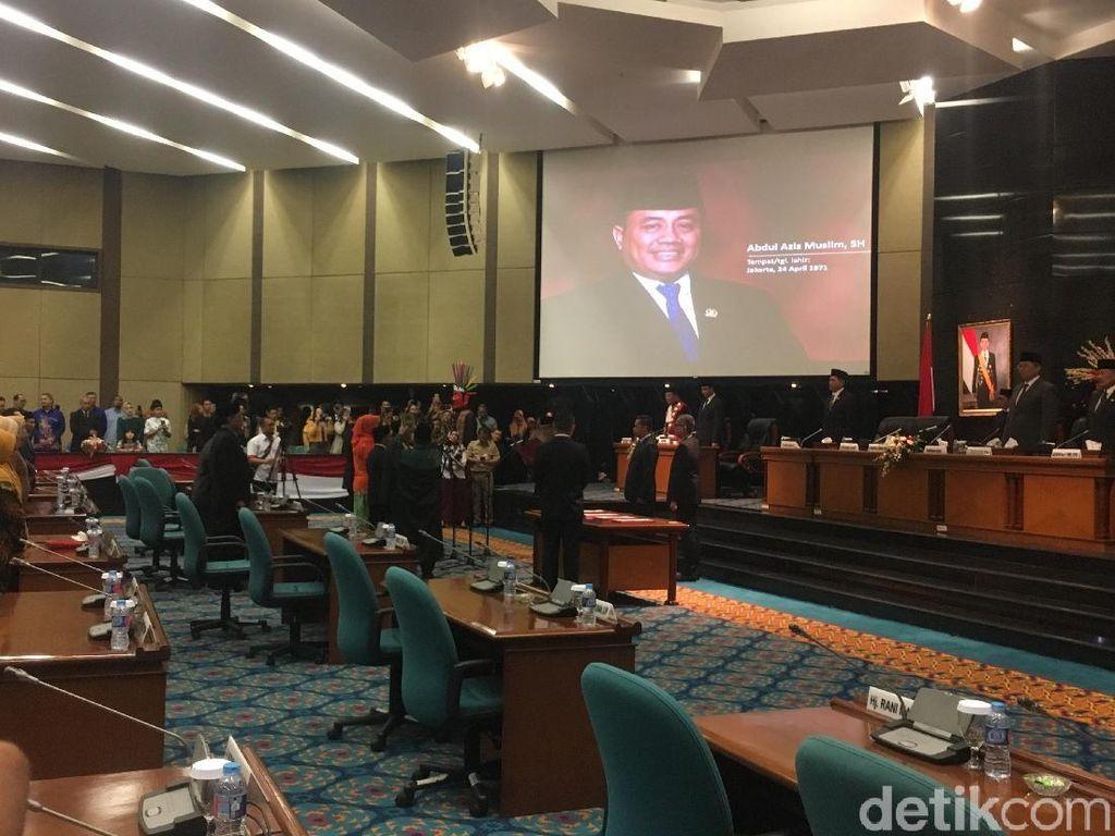 DPRD DKI Lantik Wakil Ketua Pengganti Lulung