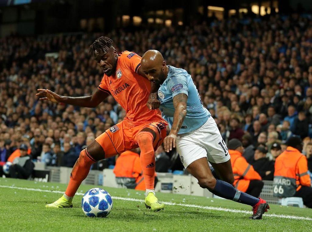Lyon Bakal Bikin Manchester City Menderita Lagi?