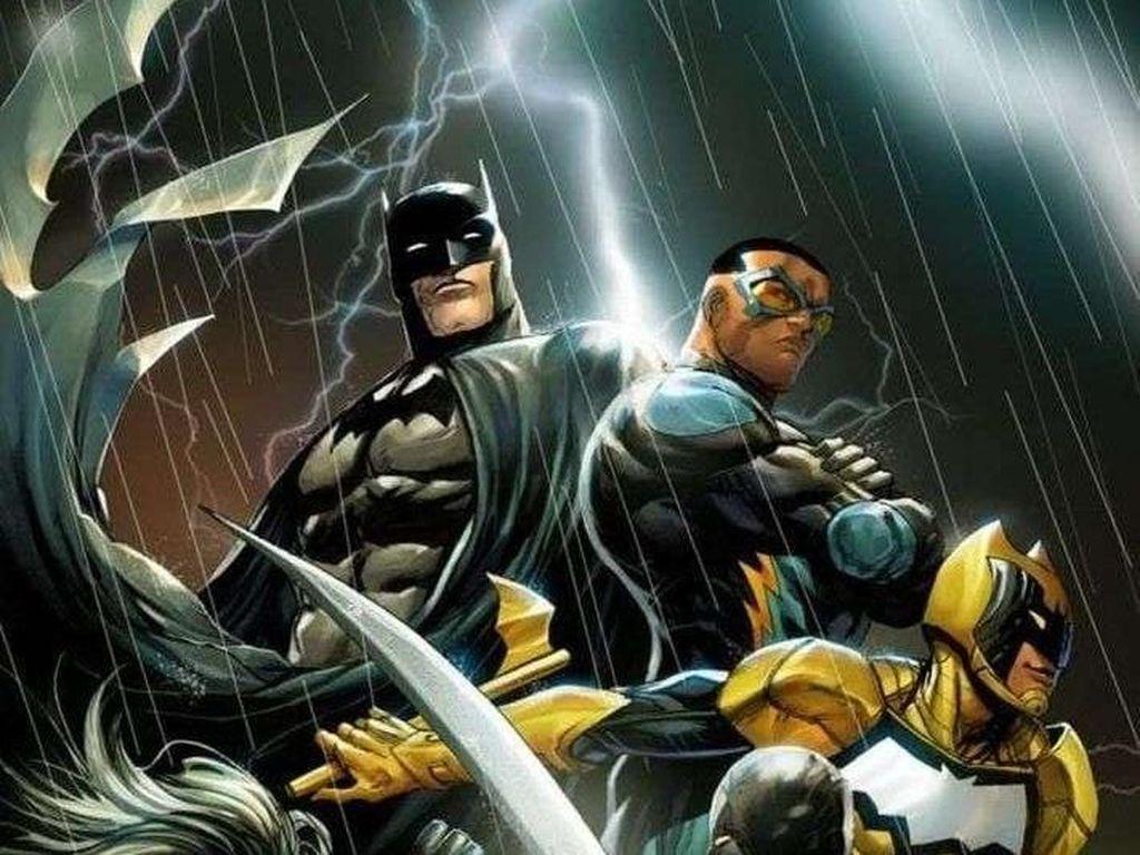 Disebut Warner Bros Terlalu Tua, Aktor Ini Legowo Gagal Jadi Batman