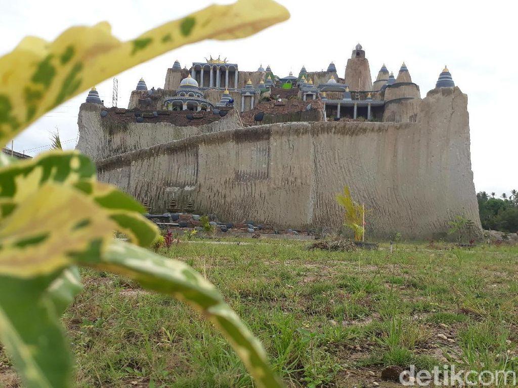 Foto: Istana Negeri Dongeng yang Viral di Cilegon